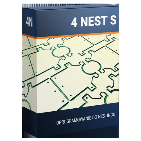 Oprogramowanie do nestingu 4 Nest S