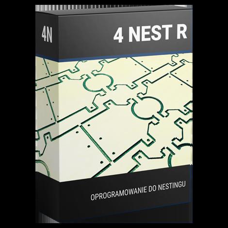 Oprogramowanie do nestingu 4 Nest R