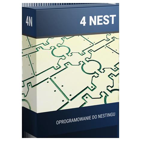 Oprogramowanie do nestingu 4 Nest